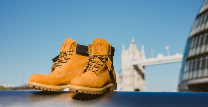 Shoes like Timberland